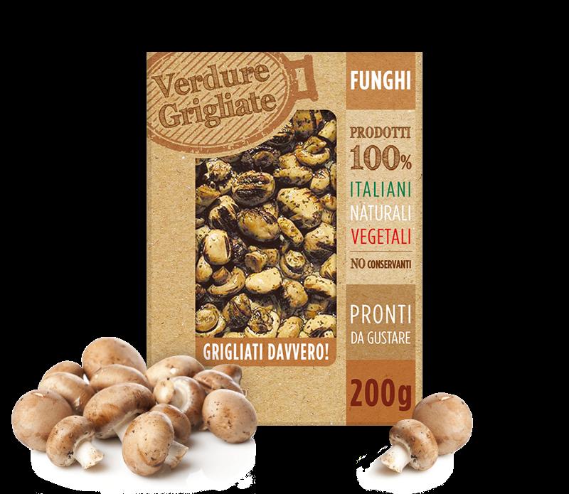 Funghi Grigliati /