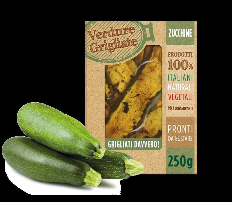 Zucchine Grigliate /